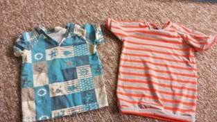 Makerist - Raglan Shirts erster Versuch - 1