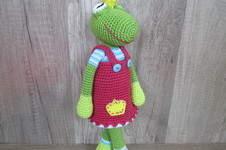 Makerist - Finnie, die kleine Froschprinzessin  - 1