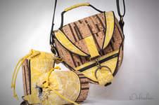Makerist - Design Kork Award: Kameratasche mit Objektivhüllen - 1