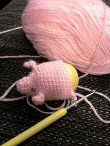 Makerist - Drei kleine Schweinchen - Häkelprojekte - 3