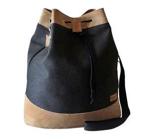 Makerist - Design Award Kork: Drawstring Bag mit Korkleder - 1