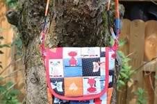 "Makerist - Süße Kindertasche ""Kätzchen"" - 1"
