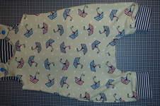 Makerist - strampelhose Mikey von lekimi - 1
