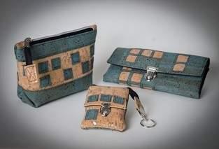 Makerist - Design Award Kork Mosaik für die Handtasche - 1