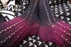 Makerist - Sommersocken - 1