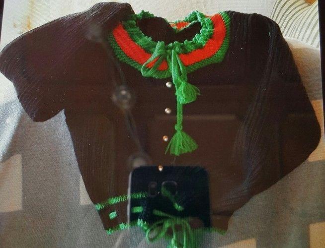 Makerist - Trachtenweste  - Strickprojekte - 2