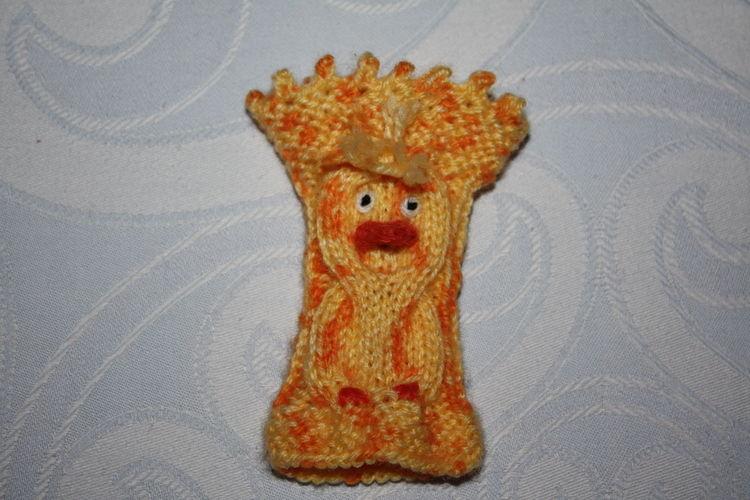Makerist - Warme Händchen für die Kleinen - Strickprojekte - 1