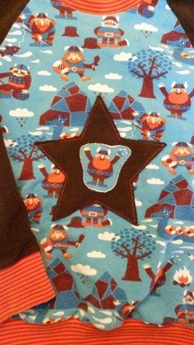 Makerist - Raglanpullover von Kid5 aus Winterjersey und Microfleece - Nähprojekte - 2