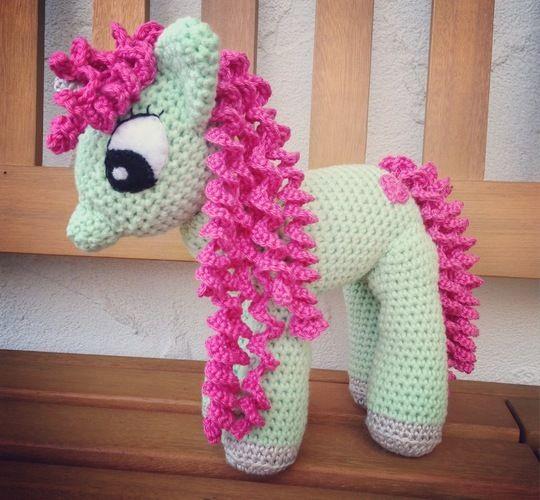 Makerist - Mein kleines Pony - Häkelprojekte - 1