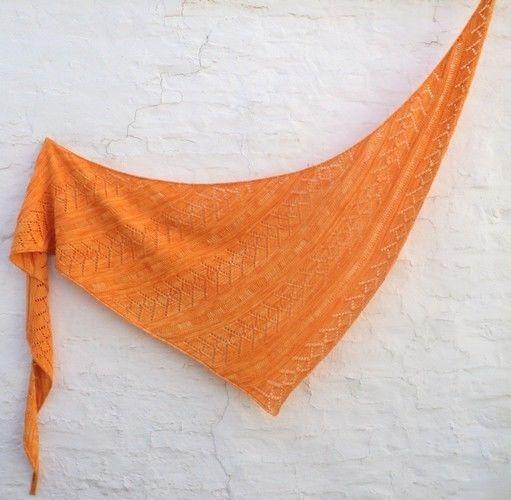 Makerist - Châle en Superwash Merino - Créations de tricot - 1