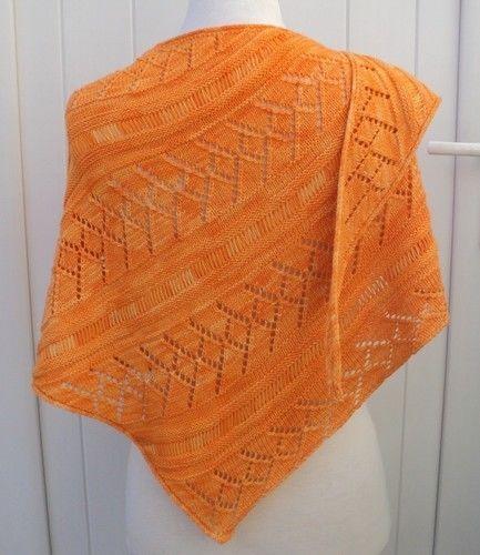 Makerist - Châle en Superwash Merino - Créations de tricot - 3