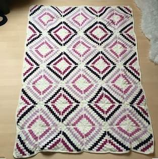 Makerist - CedarRiver Decke - 1