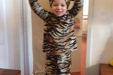 Makerist - Kids Tiger costume - 1