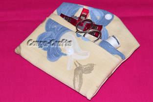 Makerist - Tasche ETTA aus einem Stück Stoff  - 1