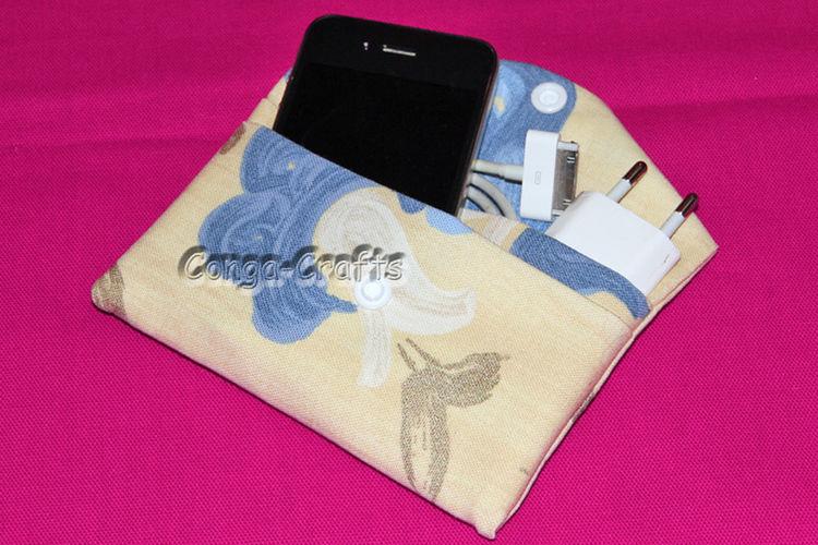 Makerist - Tasche ETTA aus einem Stück Stoff  - Nähprojekte - 2