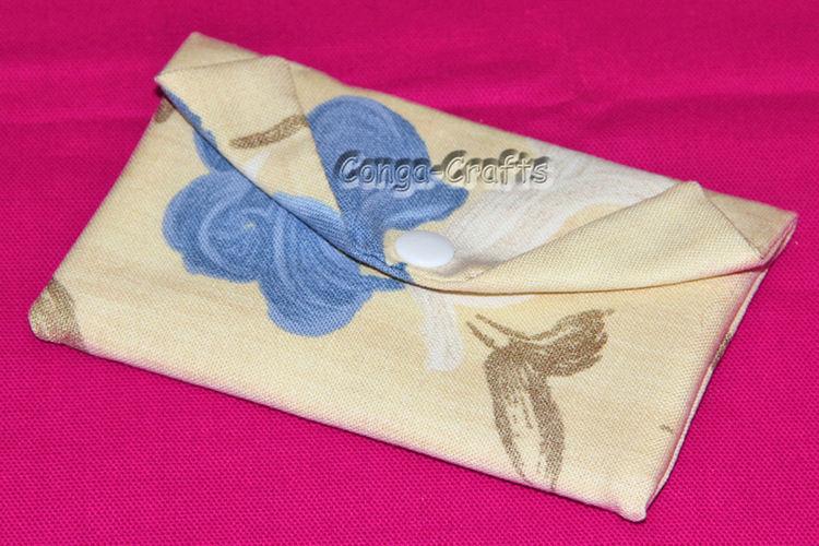 Makerist - Tasche ETTA aus einem Stück Stoff  - Nähprojekte - 3