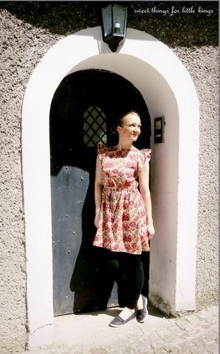 """Makerist - Mein neues Kleid """"CLYDE"""" - Nähprojekte - 2"""