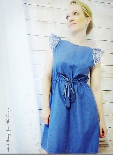 """Makerist - Mein neues Kleid """"CLYDE"""" - Nähprojekte - 3"""