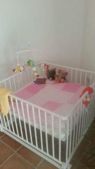 Makerist - Babydecke rosé für Großnichte Julia - 1