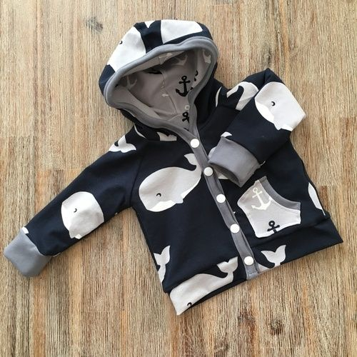 Makerist - Baby Jacket von Kid5  - Nähprojekte - 1