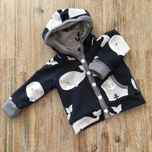 Makerist - Baby Jacket von Kid5  - 1