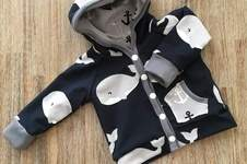 Makerist - Baby Jacket von Kid5  - 1