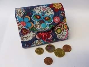 Makerist - Geldbeutel Ms.Minibag - 1