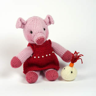 Makerist - The bravest little piggy in the world - 1