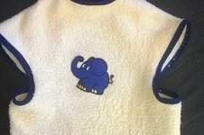 Makerist - Lätzchen mit Elefant - 1