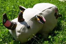 Makerist - Peluche Rhinocéros - 1
