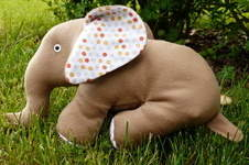 Makerist - Peluche Elephant - 1