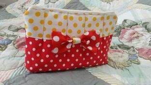 Makerist - kleine Tasche für Punkte Liebhaber  - 1