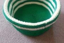 Makerist - Ein Körbchen für alle Fälle für meine Jüngste - 1