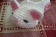 Makerist - Mäuse-Schuhchen aus reiner Baumwolle - 1