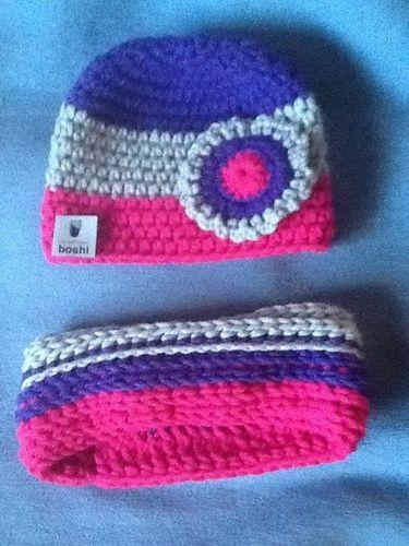 Makerist - Mütze und loop - Häkelprojekte - 1