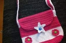 Makerist - Umhängetasche für kleine Mädchen - 1