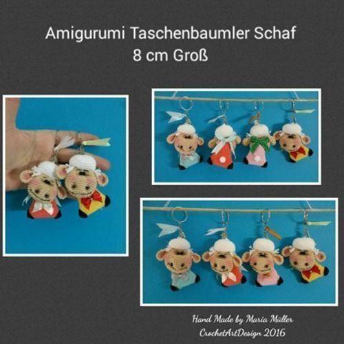 Makerist - Amigurumi Schaf - Häkelprojekte - 2