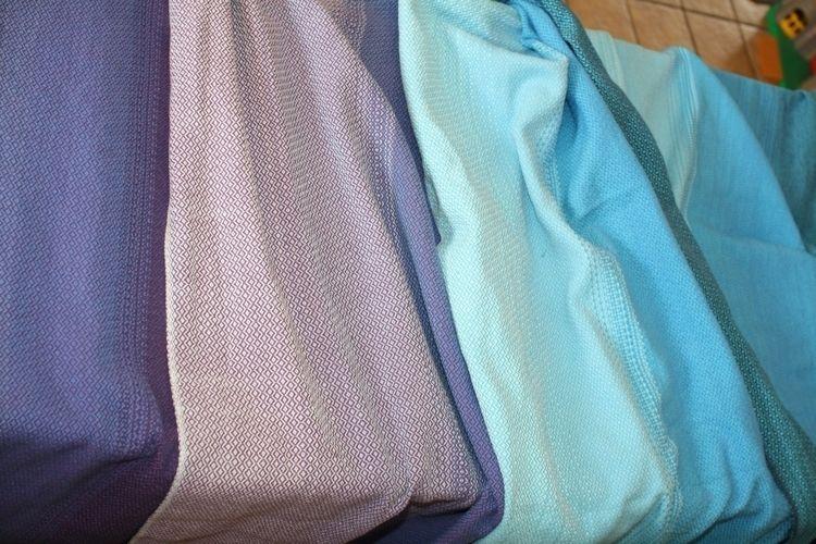 Makerist - Handgewebtes Baby Tragetuch Sling - DIY-Projekte - 3