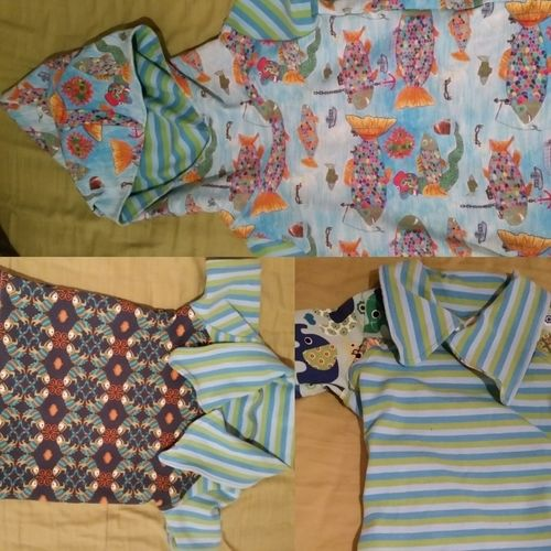 Makerist - Sommerourfits für das Babywölfchen - Nähprojekte - 1
