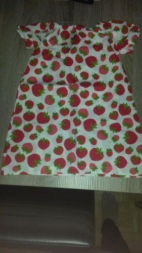 Makerist - luftiges kleid von kid5 für meine prinzessin - Nähprojekte - 1