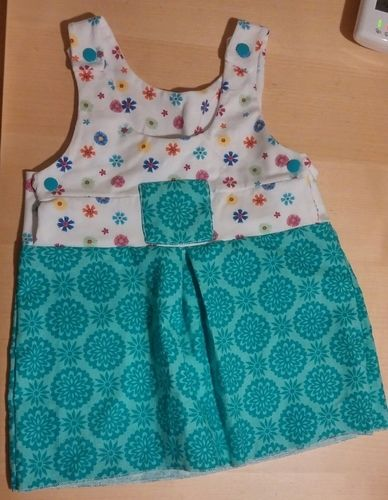 Makerist - Mini-Multilatz-Kleid - Nähprojekte - 1