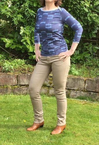 Makerist - Jeanshose nach der Anleitung von Vivienne Altmann - Nähprojekte - 1