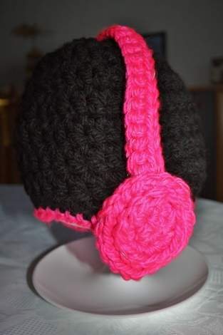 """Makerist - Mütze für """"Mädchen von heute"""" - 1"""