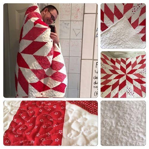 Makerist - Ein Berliner Quilt - Patchwork-Projekte - 1