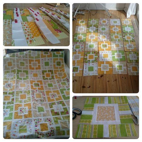 Makerist - Ein Berliner Quilt - Patchwork-Projekte - 3