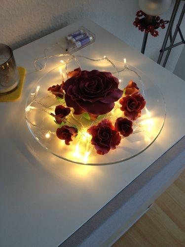 Makerist - Torte zum 10. Hochzeitstag  - Torten, Cake Pops und Cupcakes - 2