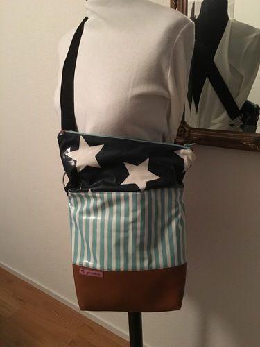 Makerist - Meine erste Fold Over Tasche - Nähprojekte - 2