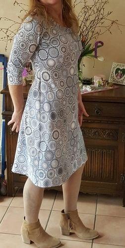 Makerist - 1 Kleid 4 Styles habe ich für mich genäht und ist super schön  - Nähprojekte - 1