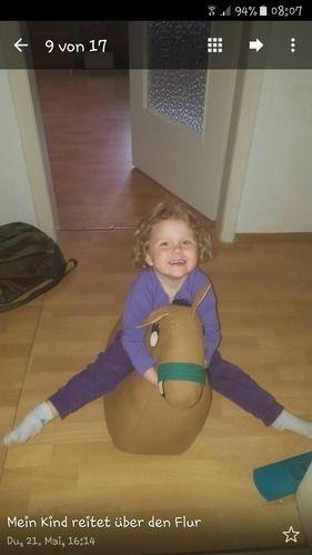 Makerist - Geliebtes reittier (Pferd) meiner Tochter  - Nähprojekte - 2