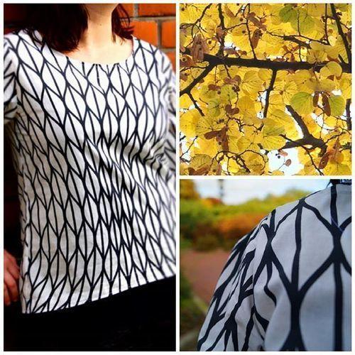 Makerist - Bluse Sophie von schnittchen - Nähprojekte - 1
